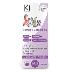 Ki Kids Cough and Cold Liquid- Berry 200ml