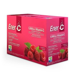 Ener-C Ener-C Vitamin C 1000mg- Raspberry 30 packets