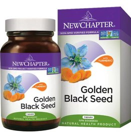 New Chapter Golden Black Seed with Turmeric 30caps