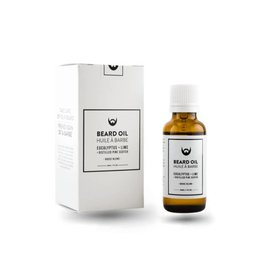 Always Bearded Lifestyle Beard Oil- Eucalyptus Lime Pine 30ml