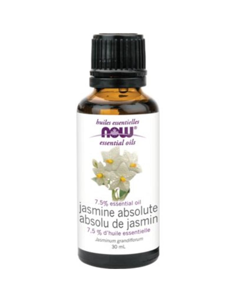 NOW Jasmine Absolute 7.5% 30ml