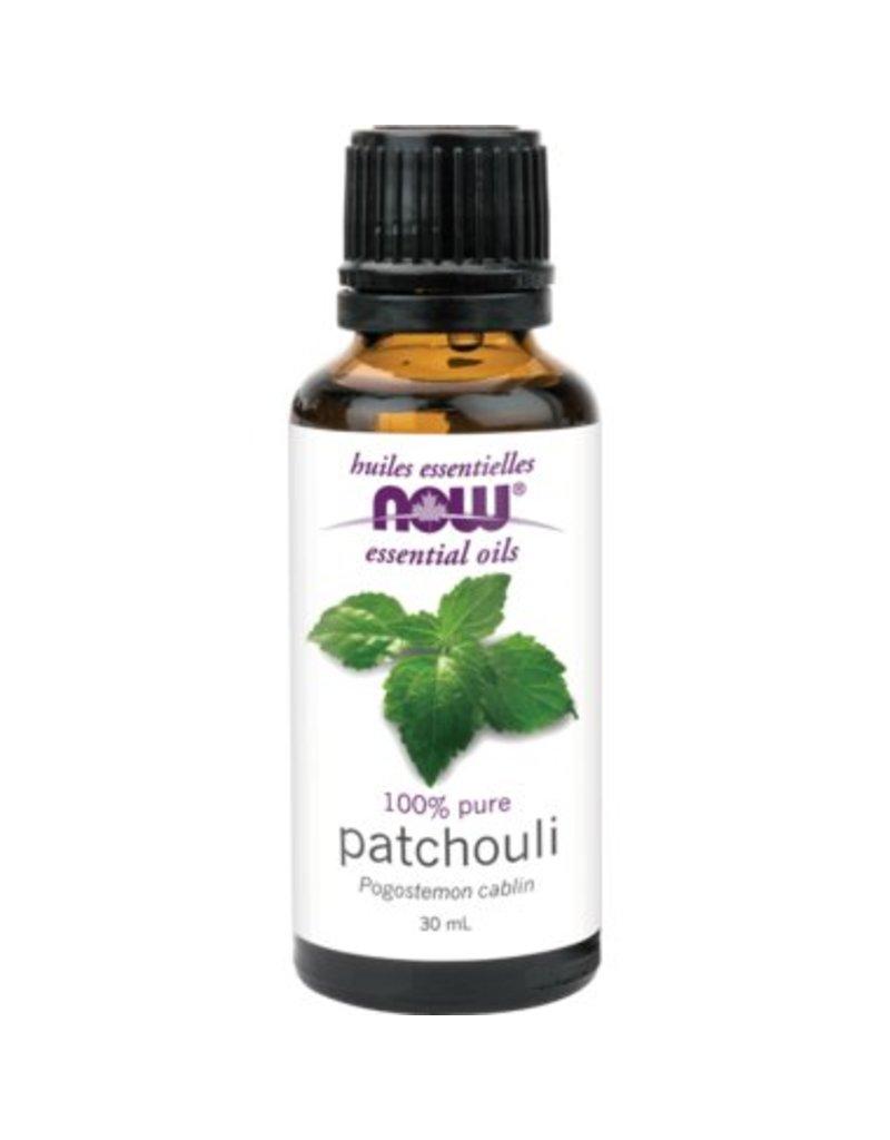 NOW NOW Patchouli Oil 30mL