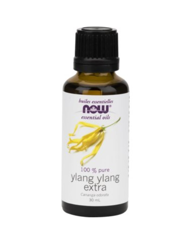 NOW NOW Ylang-Ylang Extra Oil 30mL