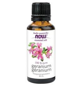 NOW Geranium Oil, Pure 30mL