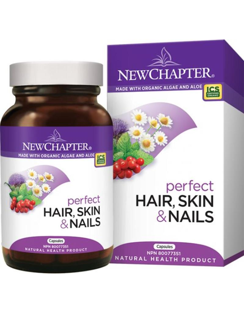 New Chapter New Chapter Perfect hair skin and nails 30 caps