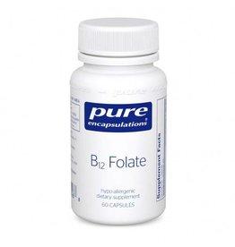 Pure Encapsulations Pure Encapsulations B12 FOLATE 60's