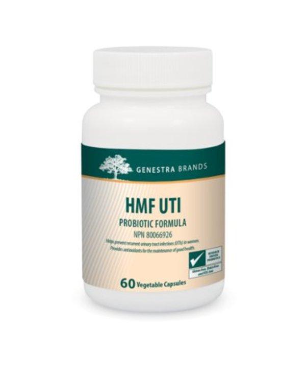 Genestra HMF UTI Probiotic Formula 60 caps