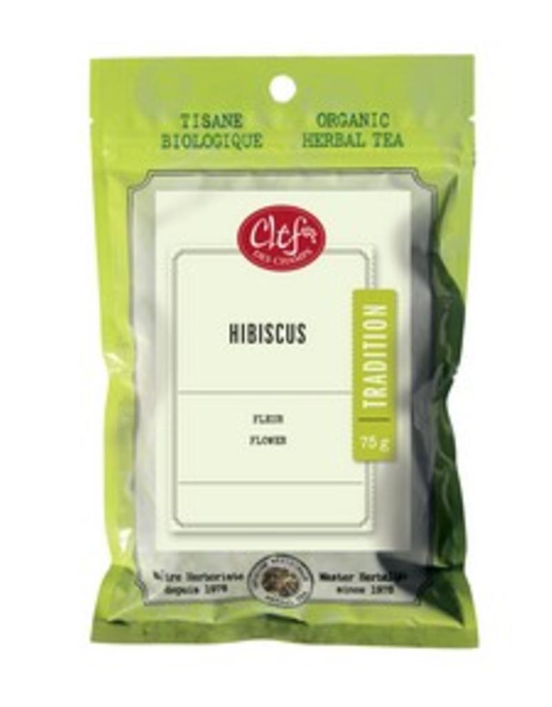 Clef des Champs Clef Des Champs Hibiscus Organic Loose Leaf 75g
