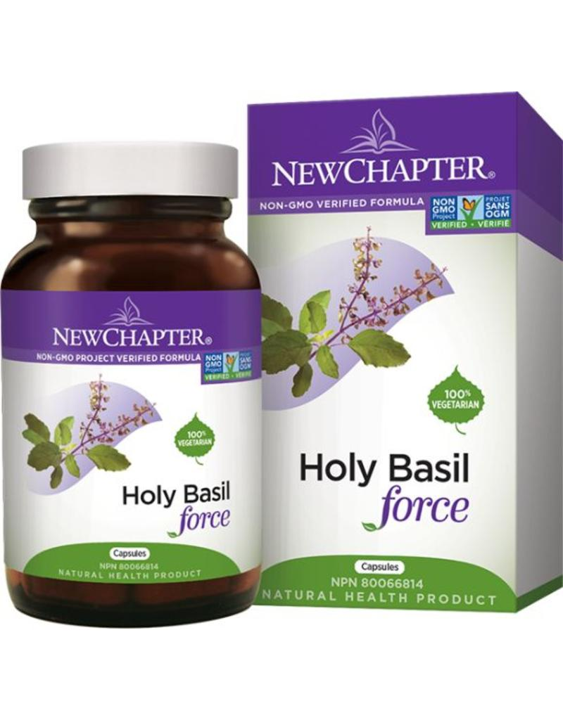 New Chapter New Chapter Holy Basil 30caps