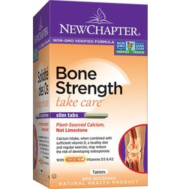 New Chapter New Chapter Bone strength 60tabs