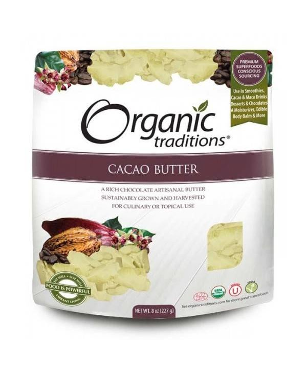 Cacao Butter 227g