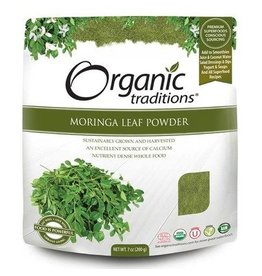 Organic Traditions Moringa Leaf Powder 200g