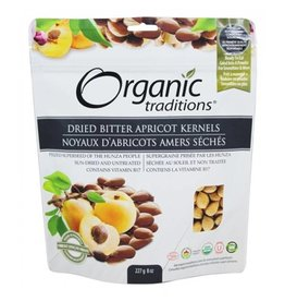 Organic Traditions Bitter Apricot Kernels 227g