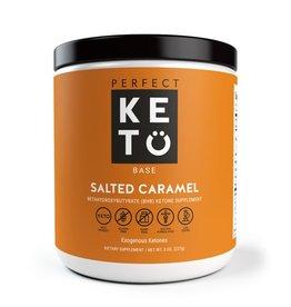Perfect Keto Perfect Keto Base Salted Caramel 227g