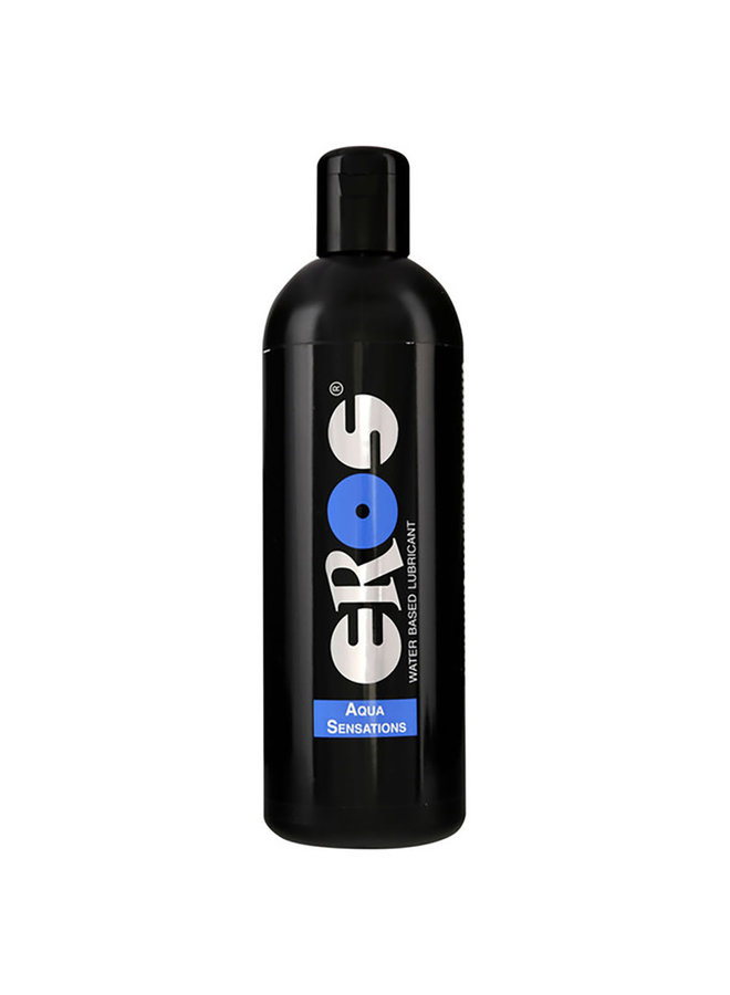 Eros Aqua Sensations Water-based Lubricant