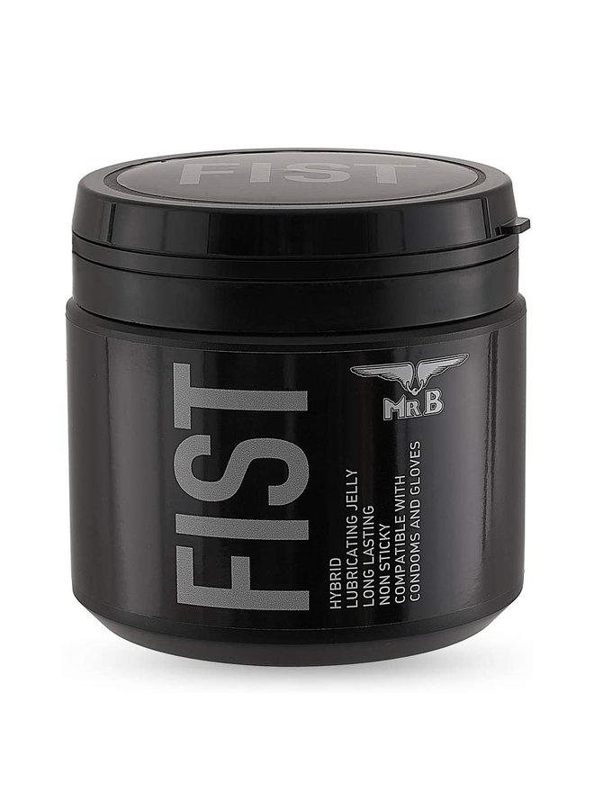 Mister B Fist Hybrid Lubricating Jelly