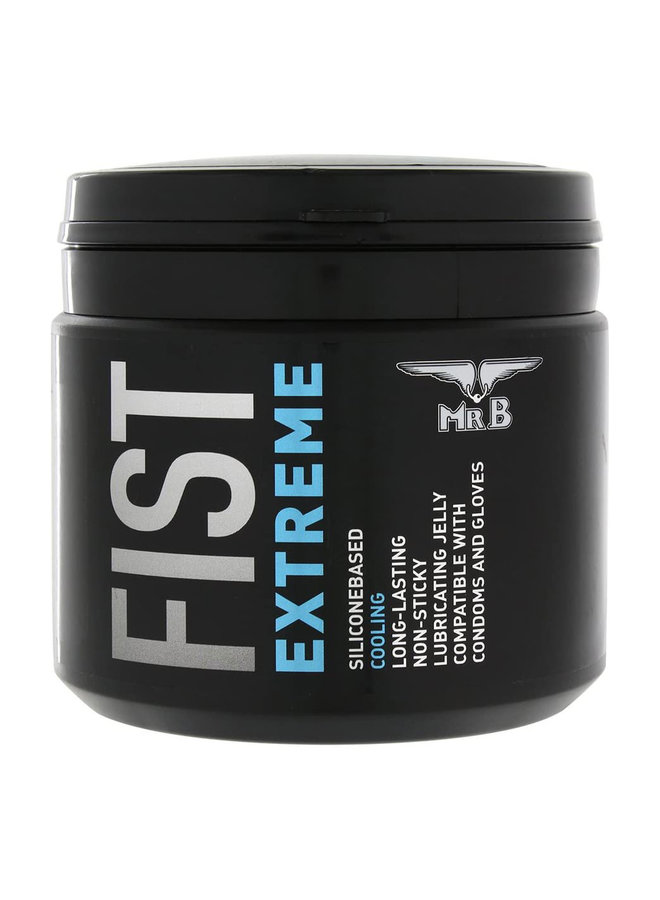 Mister B Fist Extreme Hybrid Lubricating Jelly