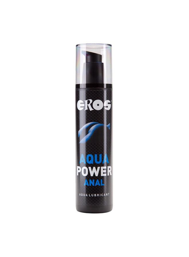 Eros Aqua Power Anal Water-based Lubricant