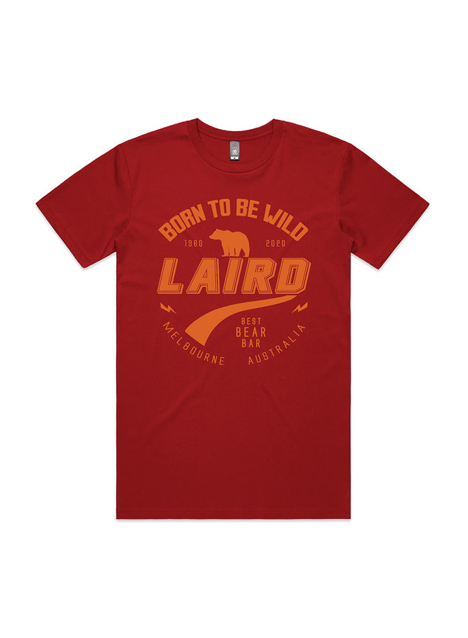 Laird 40th Birthday Bear T-Shirt