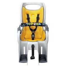 "Topeak, BabySeat II w/ 26"" Disc Rack Yellow Padding"