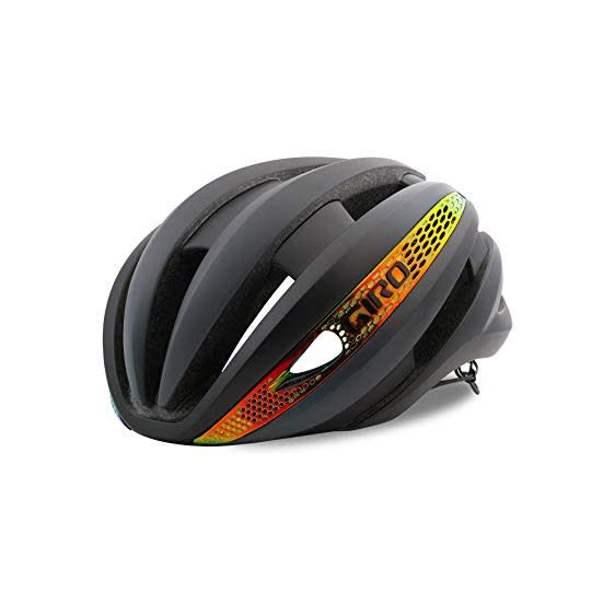 GIRO SYNTHE MIPS LARGE MATTE GRY/FIRECHROME