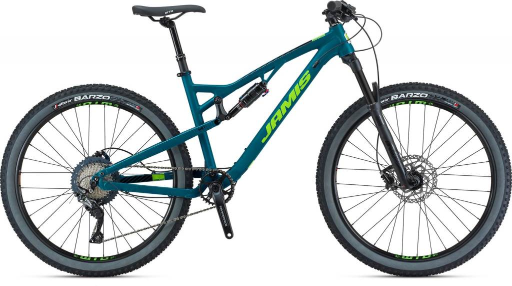 JAMIS DAKAR A1 GALAXY BLUE 19""
