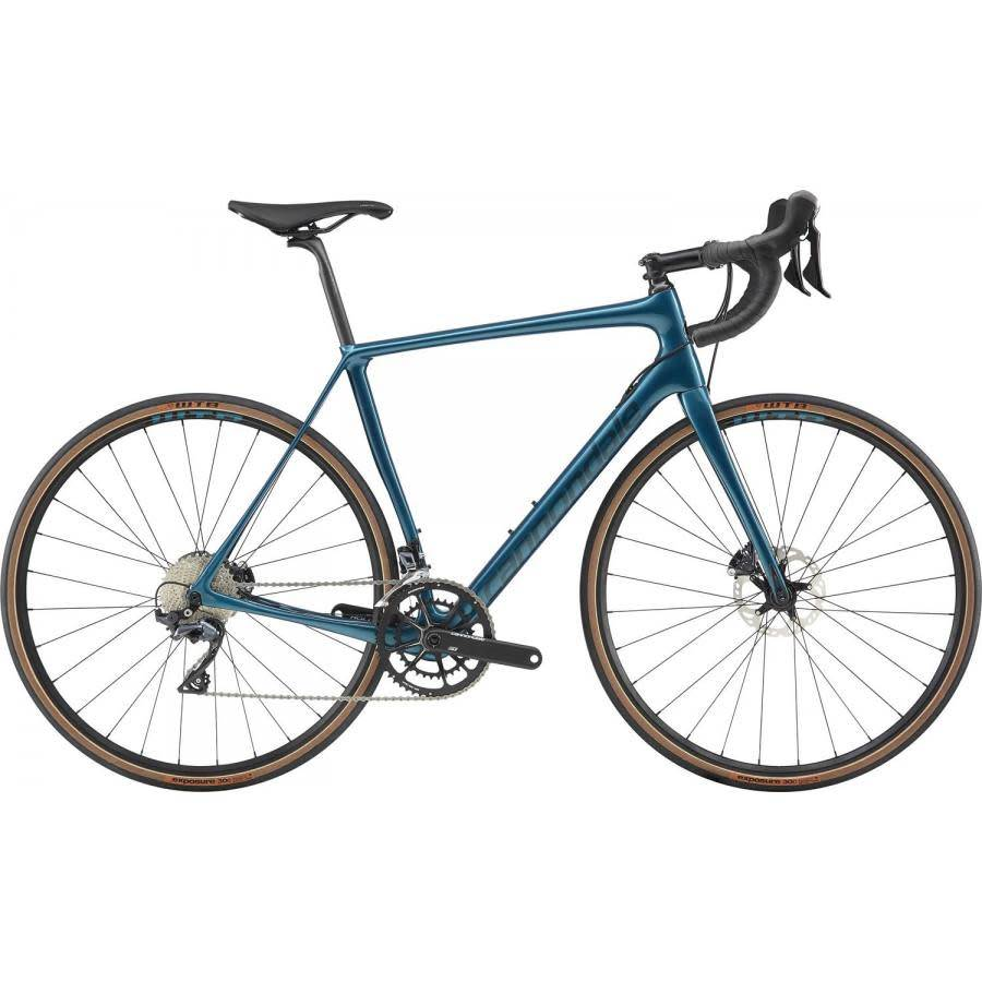 CANNONDALE SYNAPSE CARBON DISC SE ULT 51CM DEEP TEAL GLOSS