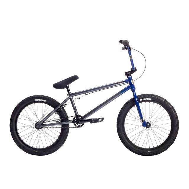 "Stolen 2019 Stereo 20"" BMX Bike Blue/Gray Fade"