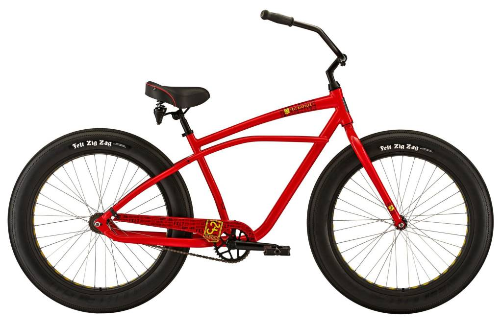 FELT FLOAT 1-SPEED ELECTRIC RED