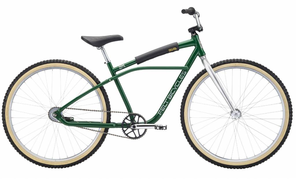 FELT RAIL 29 2 SPD RACING GREEN