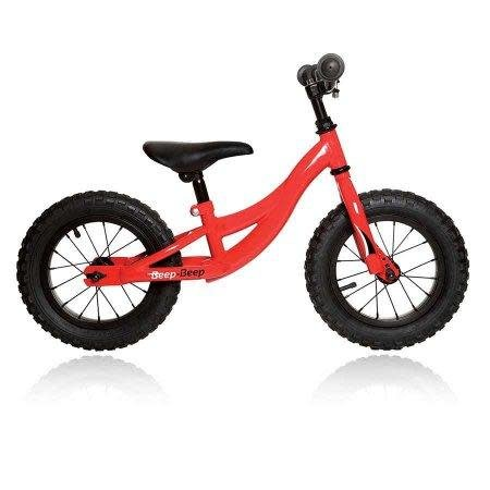 EVO BEEP BEEP BALANCE BIKE, RED