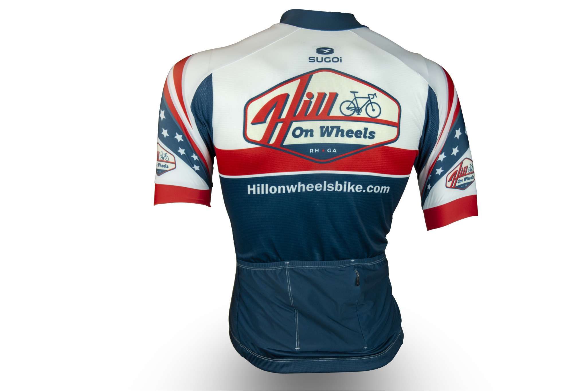 SUGOI HOW EVOLUTION MEN'S JERSEY
