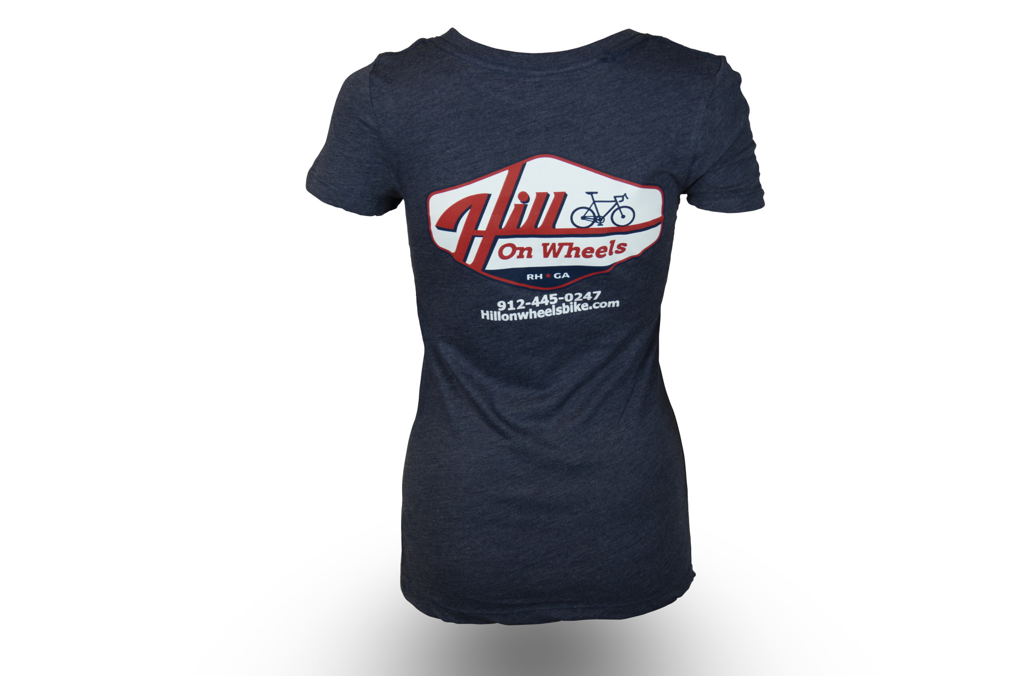 HOW WOMEN'S T-SHIRT