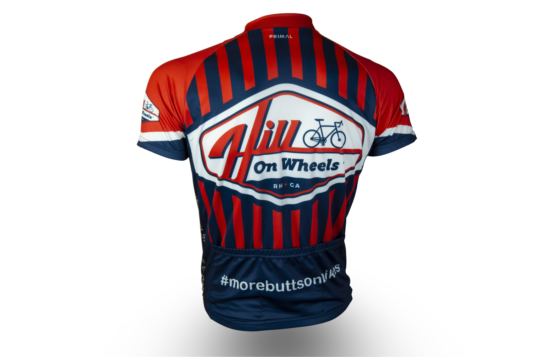 HOW PRIMAL MENS JERSEY 2019