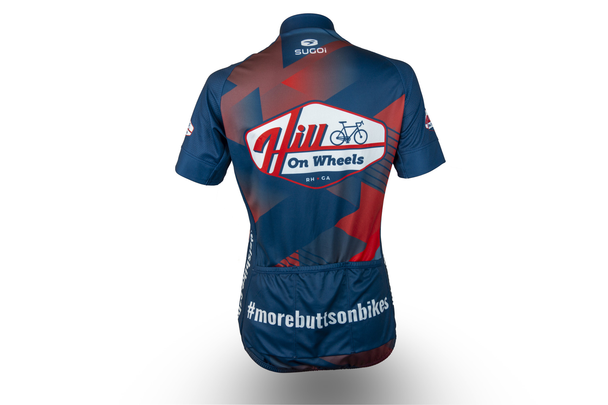 HOW CYCLING KIT WOMENS JERSEY 2019