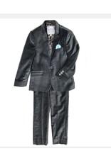 Appaman Appaman Grey velvet suit