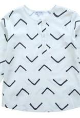 Petit clair Petit Clair Mandarin Shirt P568