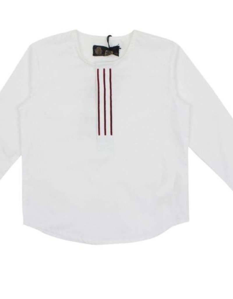 Crew Crew Velvet Print Shirt  1822
