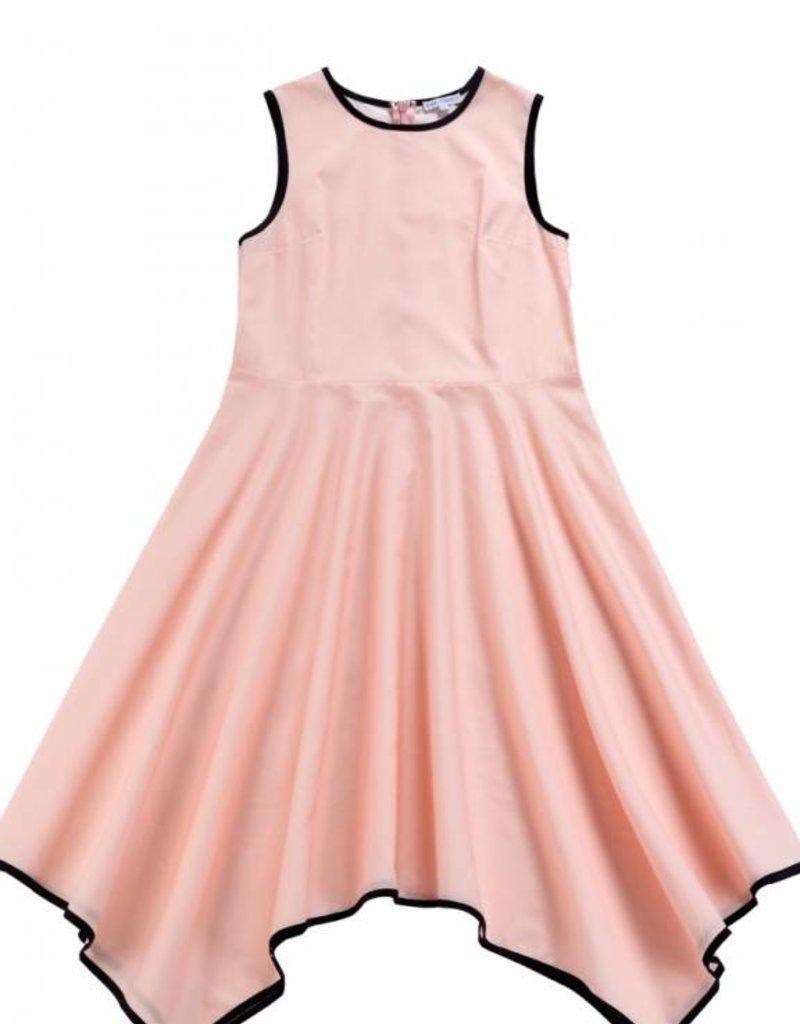 Petit clair Petit Clair teens rose dress