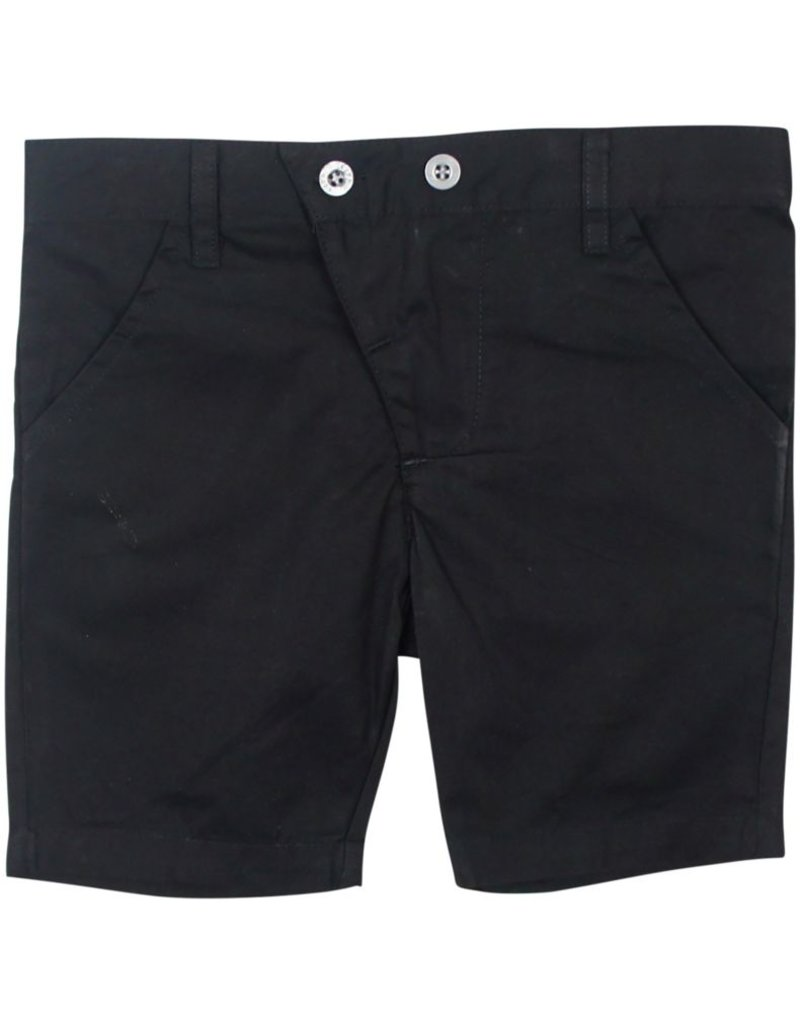 kipp Kipp black polished shorts