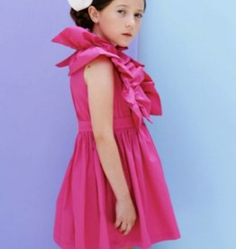 Moque Moque Hot Pink Eve Dress