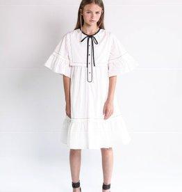 Aisabobo Iris white dress