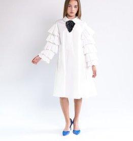 Aisabobo Ava white dress