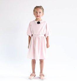 Aisabobo Aisabobo Luna pink dress