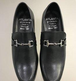 Atlanta Mocassin Atlanta Mocassin SX02 black loafer