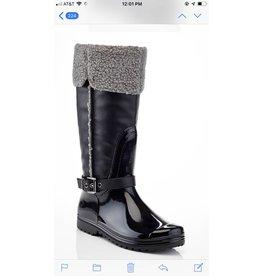 Henry Ferrera Ferrera Shearling Black boots