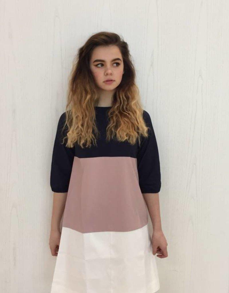 Picadilly Picadilly summer block dress