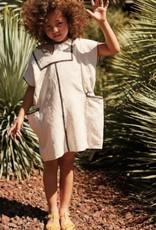 Tarantela tarantela vestido cuello v con dress