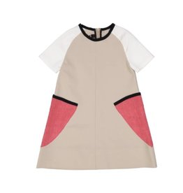 Boboketta Boboketta 1001 Colorblock dress