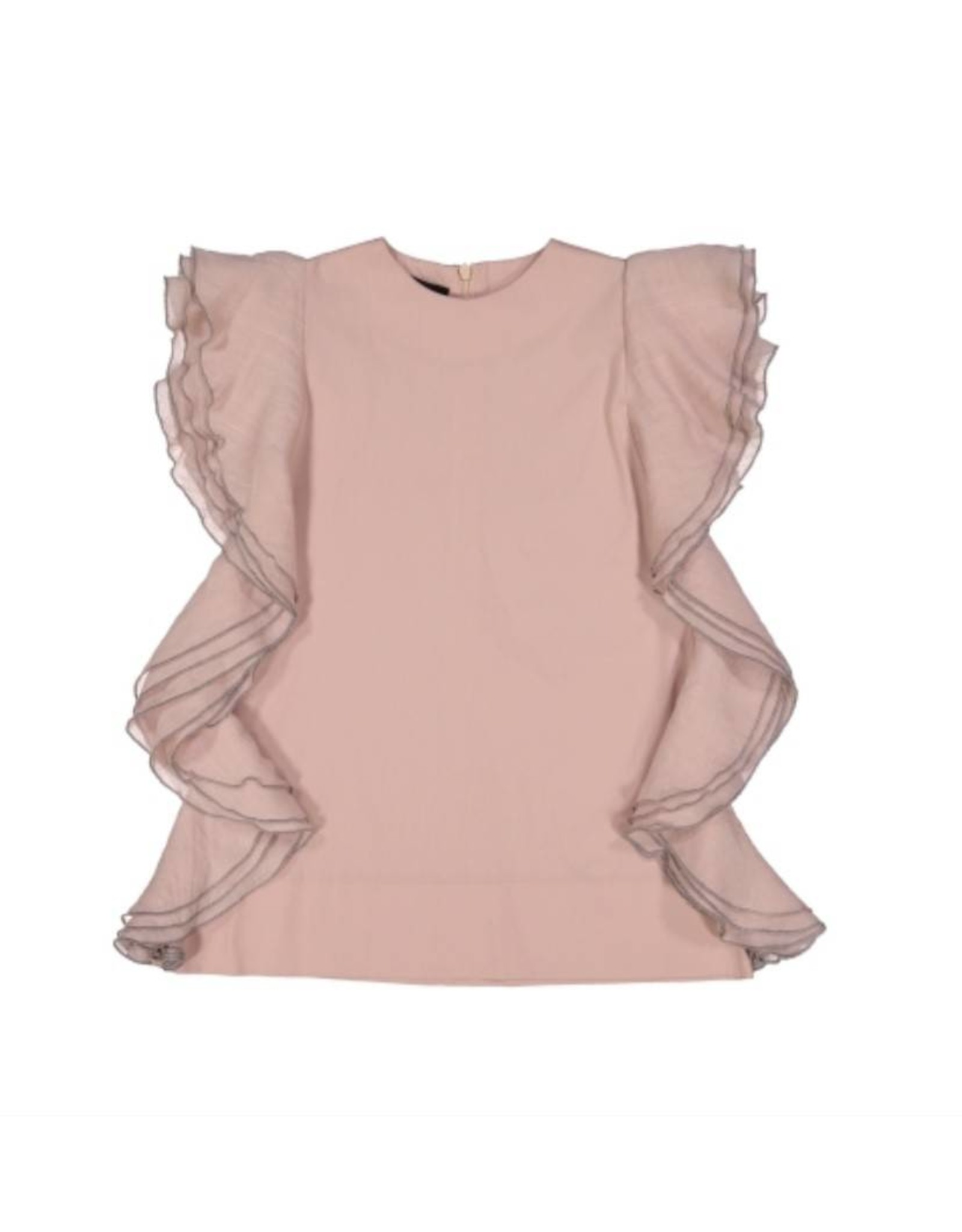 Boboketta Boboketta 6792 cascade dress